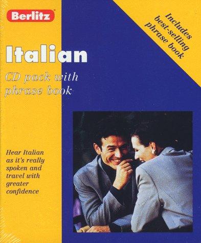9782831563442: Berlitz Italian CD Pack