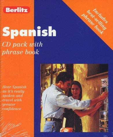 9782831563473: Berlitz Spanish CD Pack