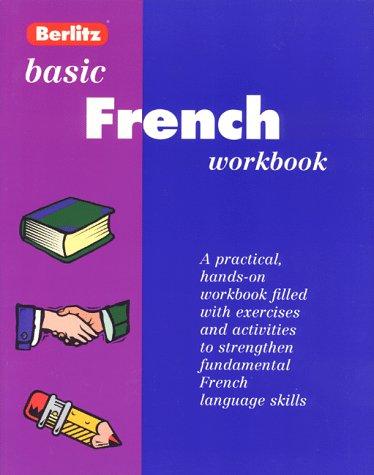 9782831563480: Berlitz Basic French Workbook (Workbook Series , Level 1) (French Edition)