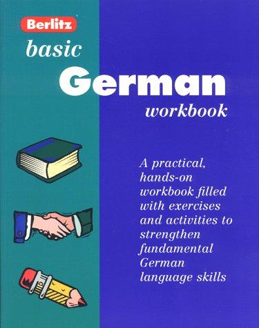 9782831563497: Basic German Berlitz Workbook (Workbooks)