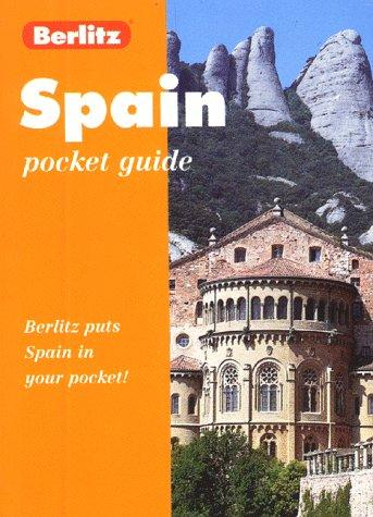 9782831563565: Berlitz Spain Pocket Guide (Berlitz Pocket Guides)
