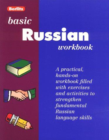9782831565897: Berlitz Russian Workbook (Berlitz Basic)
