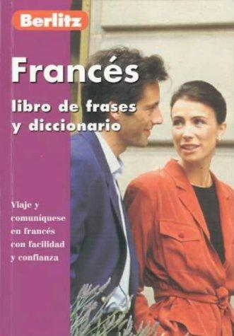 9782831570433: FRANCES. : Libro de frases y diccionaro (Berlitz Phrasebooks)