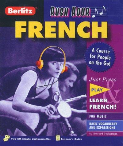 Rush Hour French Cassette: Berlitz Publishing