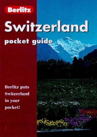 9782831571591: Switzerland (Berlitz Pocket Guides)