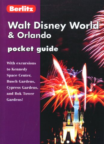 9782831571713: Walt Disney World & Orlando Pocket Guide