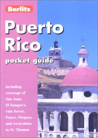 9782831572253: Puerto Rico (Berlitz Pocket Guides)