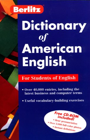 9782831573281: Dictionary of American English