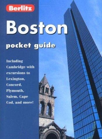9782831576879: BOSTON POCKET GUIDE, 3rd Edition