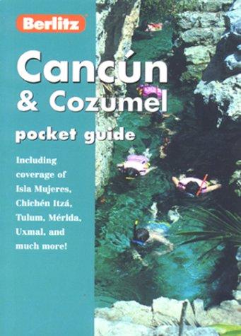 9782831576916: CANCUN & COZUMEL POCKET GUIDE (Pocket Guides)