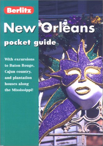 9782831577029: Berlitz New Orleans Pocket Guide (Berlitz Pocket Guides)