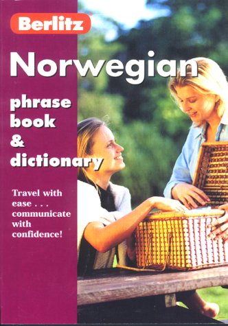 9782831577364: Norwegian Phrase Book (Berlitz Phrasebooks)