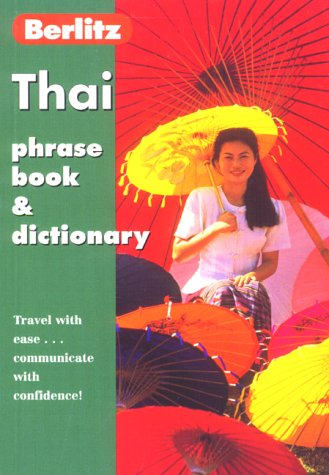 9782831577395: Thai Phrase Book (Berlitz Phrase Book & Dictionary: Arabic)