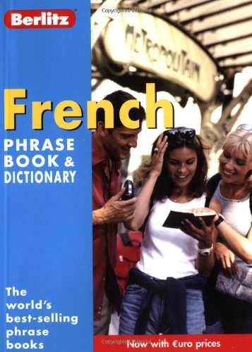 9782831578422: Berlitz French Phrase Book (French Edition)
