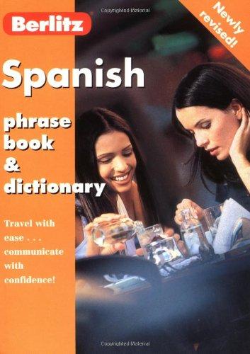9782831578439: Berlitz Spanish Phrase Book (Berlitz Phrase Book) (Spanish Edition)