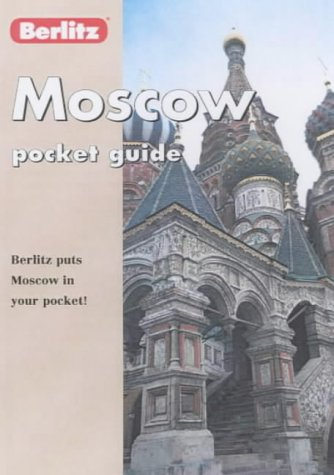 9782831579085: Moscow and St. Petersburg (Berlitz Pocket Guide)