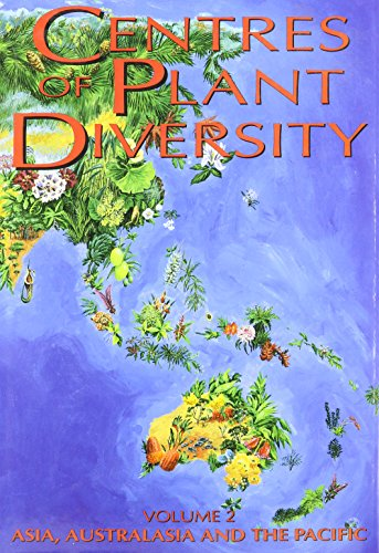 9782831701981: Centres of Plant Diversity: Asia, Australasia and the Pacific v. 2: A Guide and Strategy for Their Conservation
