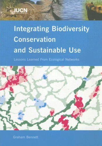 9782831707655: Integrating Biodiversity Conservation and Sustainable Use: Lessons Learned From Ecological Networks