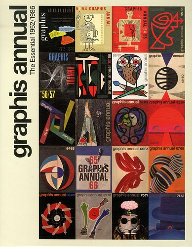 9782839905992: Graphis Annual: The Essential 1952-1986