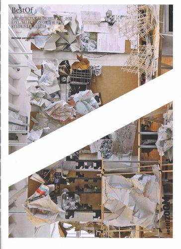 9782839911016: Best Of Architectural Design 2011-2012 Epfl