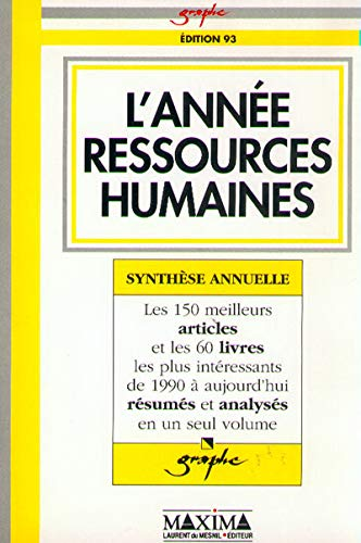 annee ressources humaines 94