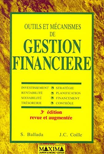 9782840011156: Outils et mécanismes de gestion financière