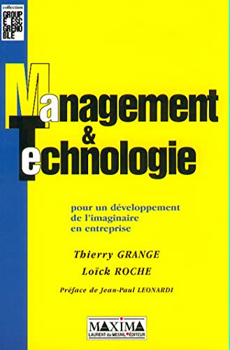 Management et technologie (French Edition): Thierry Grange