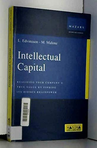 9782840011996: Intellectual Capital