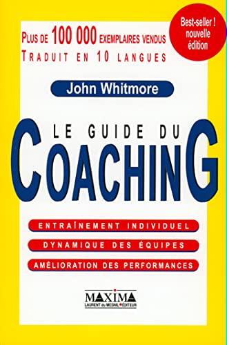 9782840012603: Le guide du coaching. Edition 2001 (Savoir en Actio)