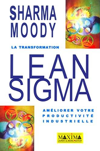 9782840013266: La Transformation Leansigma : Améliorer la productivité