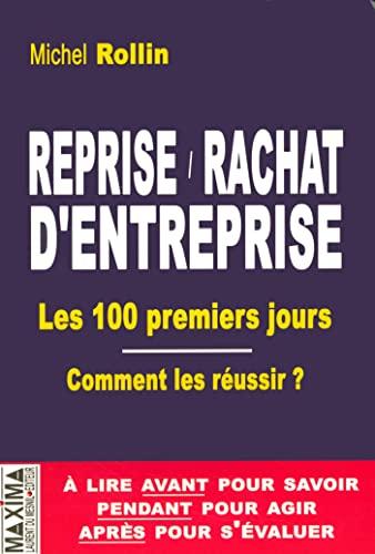 9782840014478: REPRISE RACHAT D ENTREPRISE