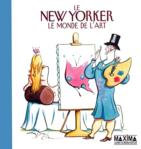 le new yorker, le monde de l'art (9782840014751) by [???]