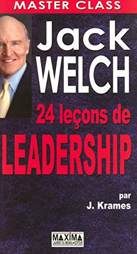 9782840015451: Jack Welch (French Edition)