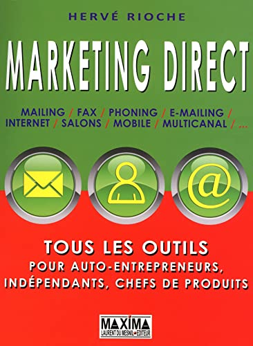 9782840016656: MARKETING DIRECT