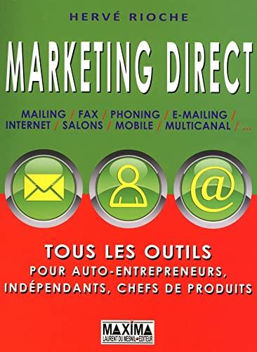 Marketing direct: Hervé Rioche