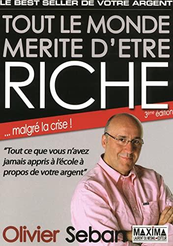 9782840017042: tout le monde mérite d'être riche (3e édition)