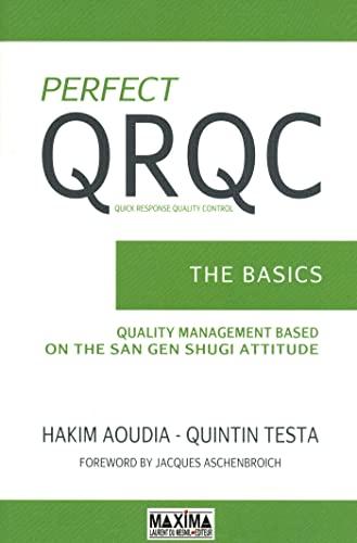 9782840017103: Perfect QRQC (Quick Response Quality Control)