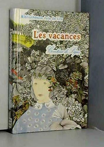 9782840020059: Les Vacances
