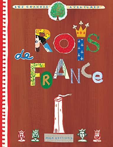 9782840062134: les rois de France