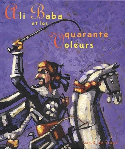 9782840062271: Ali Baba et les quarante voleurs