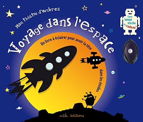 """""""voyage dans l'espace ; un livre Ã: éclairer pour avoir la tête dans les étoiles"""" (2840065401) by [???]"""