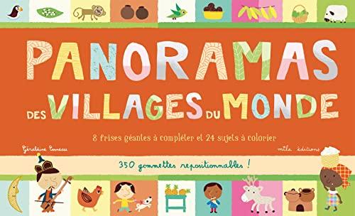 PANORAMAS DES VILLAGES DU MONDE: COSNEAU GERALDINE