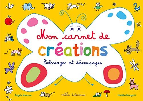 MON CARNET DE CREATIONS COLORIAGES ET DE: NAVARRO MARGARIT