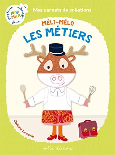 9782840067504: Les m�tiers : M�li-m�lo