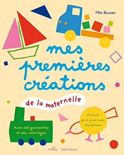 MES PREMIERES CREATIONS DE LA MATERNELLE: BOUTAN MILA