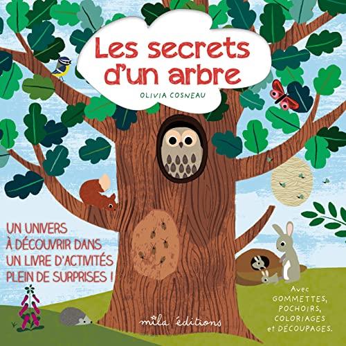 SECRETS D UN ARBRE -LES-: COSNEAU OLIVIA