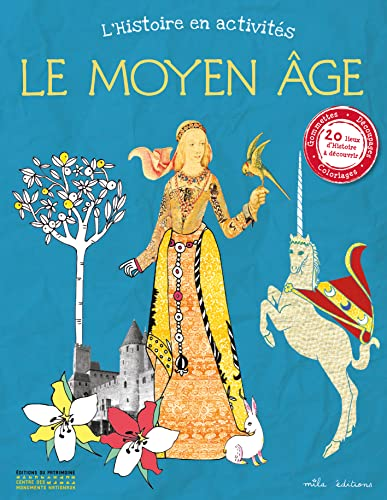 9782840068501: L'Histoire en activité : le Moyen Âge