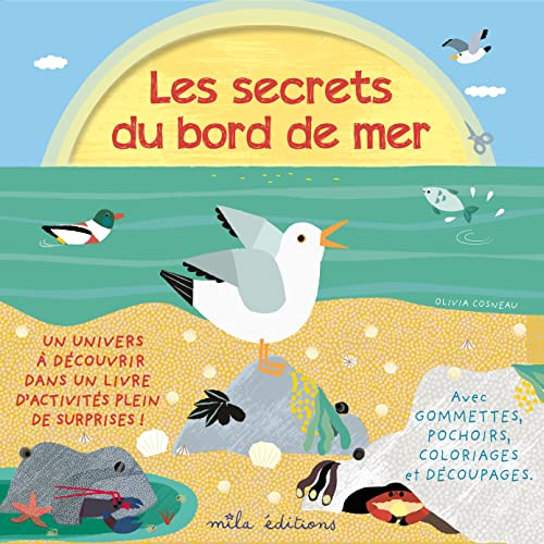 9782840068631: Les secrets du bord de mer