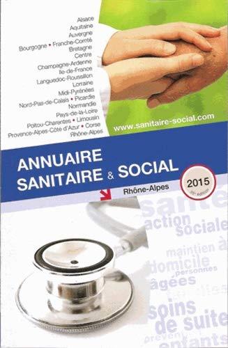 9782840071686: Annuaire sanitaire et social Rhône-Alpes