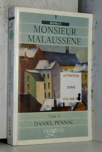 Monsieur Malaussene Vol II: Pennac, Daniel